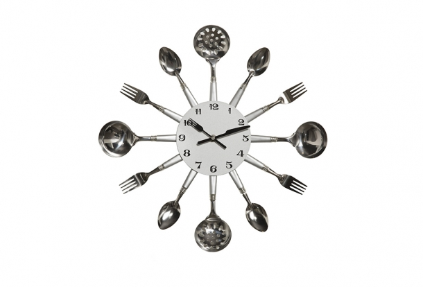 Aria Clock Kitchen Accessories